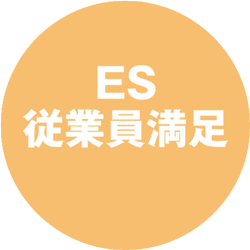 ES 従業員満足